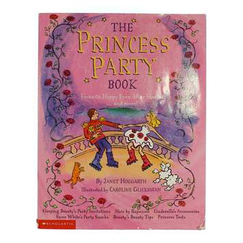 Book: The Princess Party Book for Sale on Swap.com