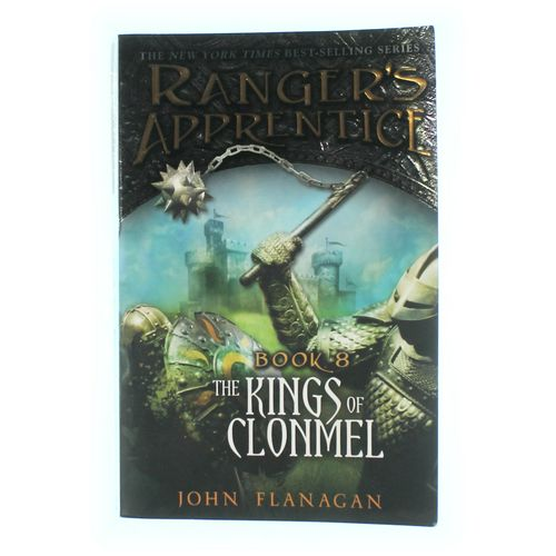 Book: The Ranger's Apprentice- The Kings of Clonmel at up to 95% Off - Swap.com