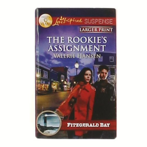 Book: The Rookie's Assignment at up to 95% Off - Swap.com
