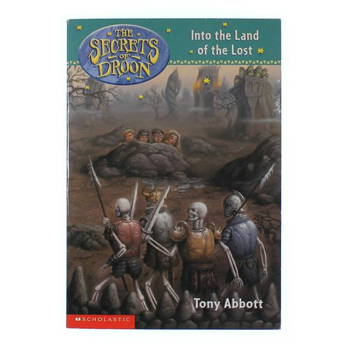 """Book: The Secrets Of Droon """"Into The Land Of The Lost"""" at up to 95% Off - Swap.com"""