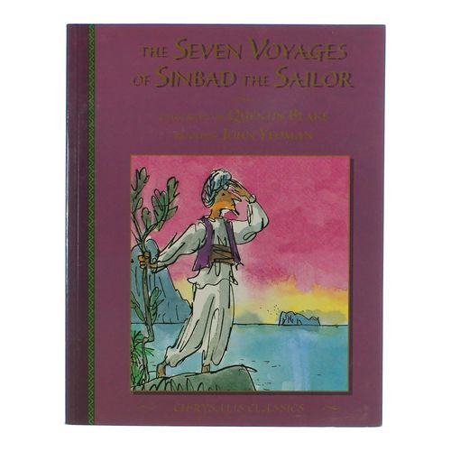 Book: The Seven Voyages Of Sinbad The Sailor at up to 95% Off - Swap.com