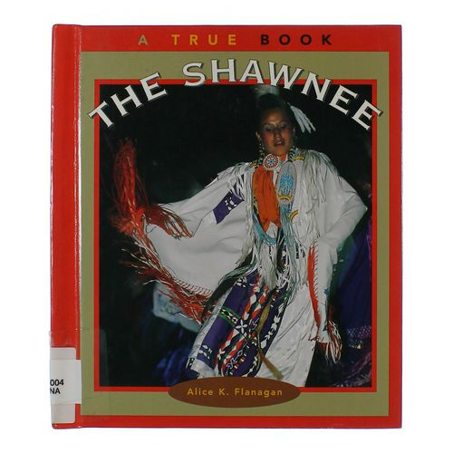 Book: The Shawnee at up to 95% Off - Swap.com