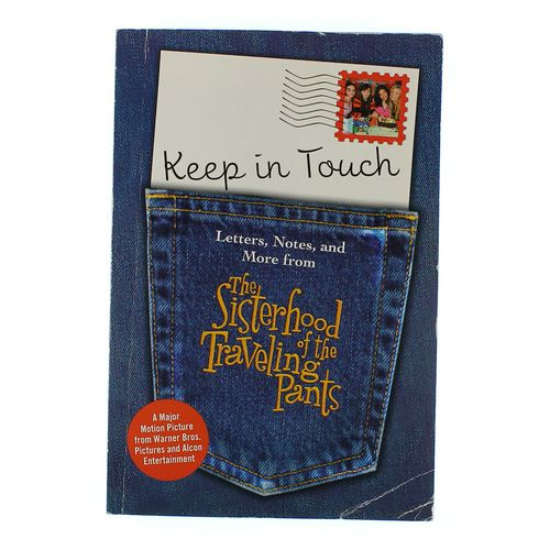 Book: The Sisterhood Of The Traveling Pants - Keep in Touch at up to 95% Off - Swap.com