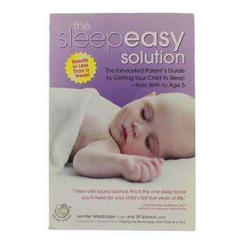 Book: The Sleep Easy Solution for Sale on Swap.com