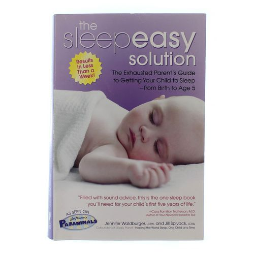 Book: The Sleepeasy Solution at up to 95% Off - Swap.com