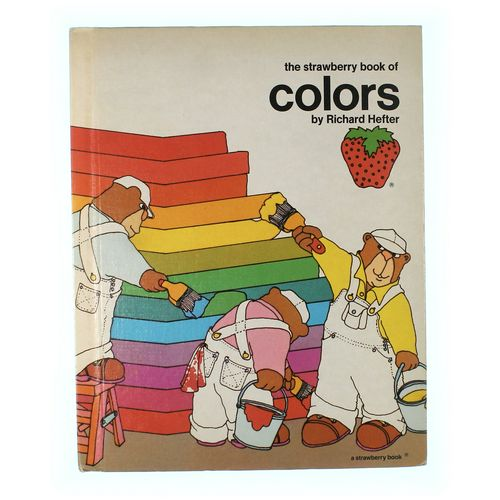 Book: The Srawberry Book of Colors at up to 95% Off - Swap.com