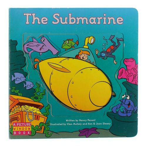 Book: The Submarine at up to 95% Off - Swap.com