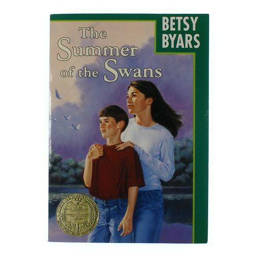 Book: The Summer of the Swans at up to 95% Off - Swap.com