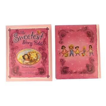 Book: The Sweetest Story Bible for Sale on Swap.com