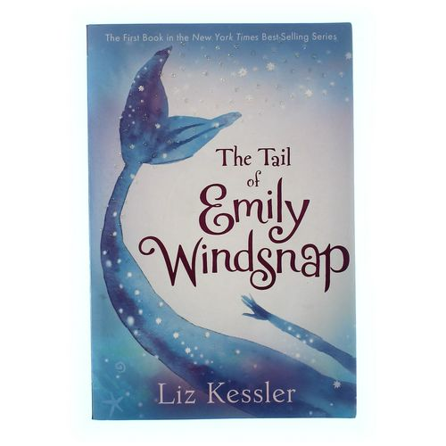 Book: The Tail Of Emily Windsnap at up to 95% Off - Swap.com