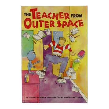 Book: The Teacher From Outer space for Sale on Swap.com