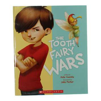 Book: The Tooth Fairy Wars for Sale on Swap.com