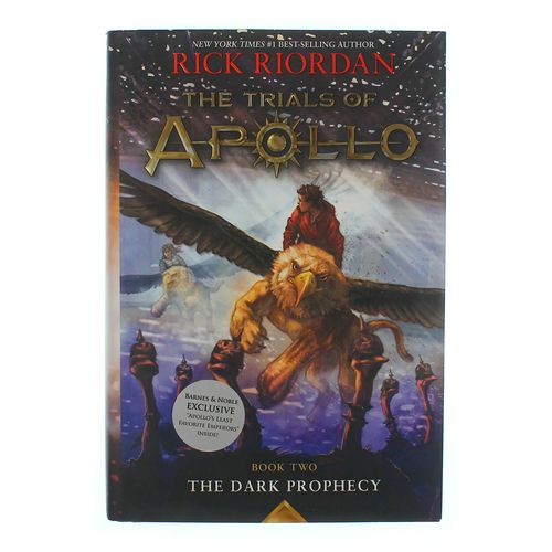 Book: The Trials of Apollo at up to 95% Off - Swap.com