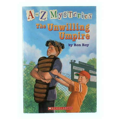 Book: The Unwilling Umpire at up to 95% Off - Swap.com