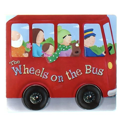 Book: The Wheels On the Bus at up to 95% Off - Swap.com