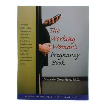 Book: The Working Woman's Pregnancy Book for Sale on Swap.com