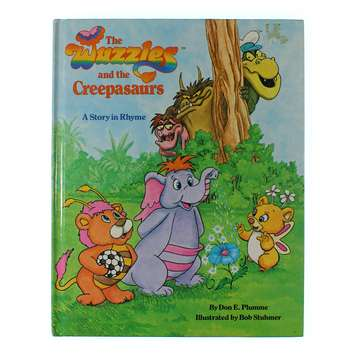 Book: The Wuzzles and the Creepasaurs for Sale on Swap.com