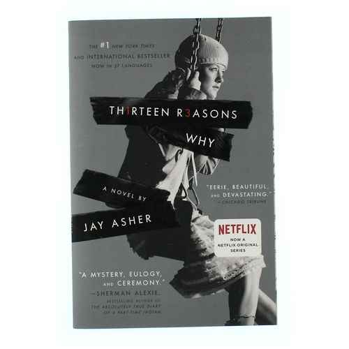 Book: Thirteen Reasons Why at up to 95% Off - Swap.com