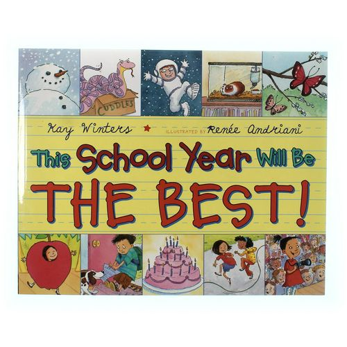 Book: This School Year Will Be The Best? at up to 95% Off - Swap.com