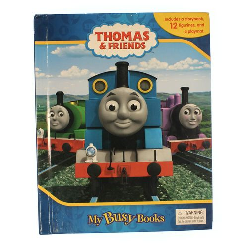 Book: Thomas & Friends - My Busy Books at up to 95% Off - Swap.com