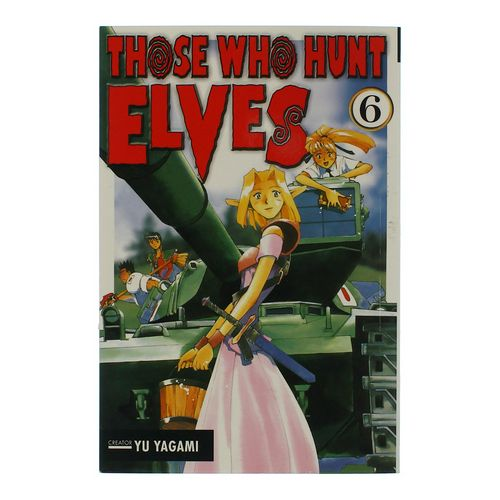 Book: Those Who Hunt Elves Vol. 6 at up to 95% Off - Swap.com