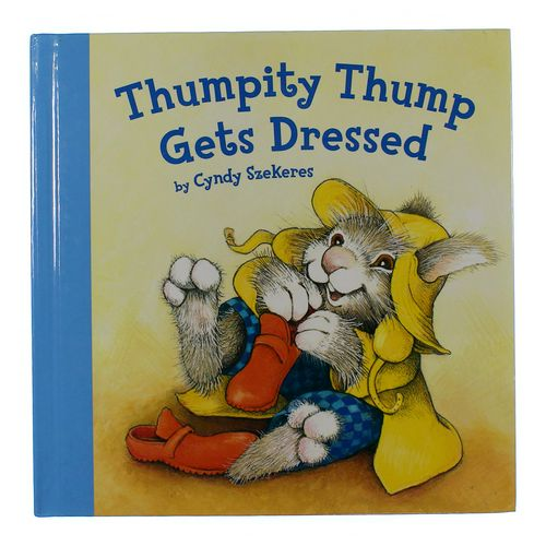 Book: Thumpity Thump Gets Dressed at up to 95% Off - Swap.com