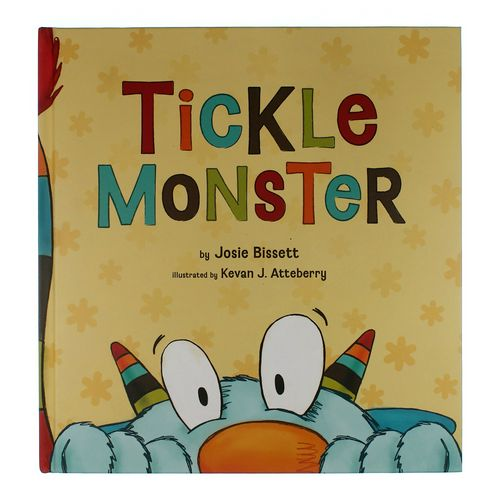Book: Tickle Monster at up to 95% Off - Swap.com