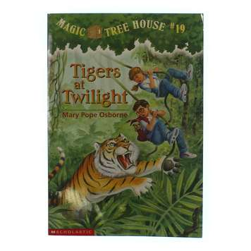 Book: Tigers at Twilight for Sale on Swap.com