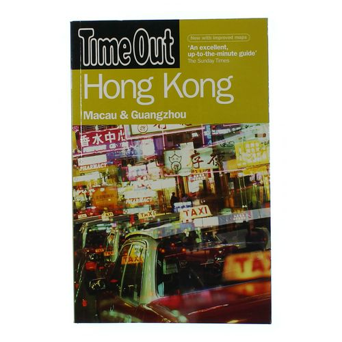 Book: Time Out Hong Kong at up to 95% Off - Swap.com