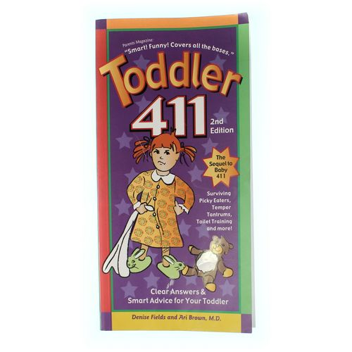 Book: Toddler 411 at up to 95% Off - Swap.com