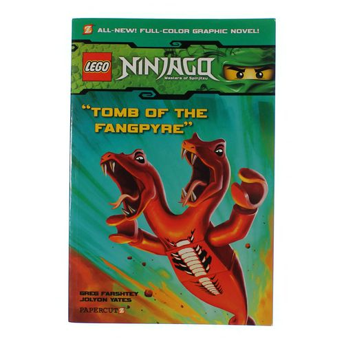 Book: Tomb Of The Fangpyre at up to 95% Off - Swap.com