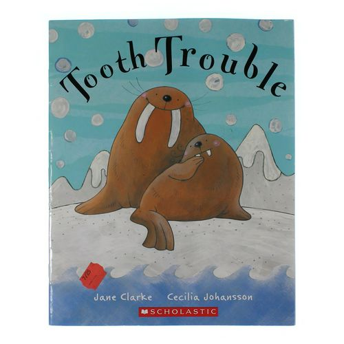 Book: Tooth Trouble at up to 95% Off - Swap.com