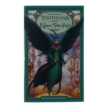 Book: Toothiana A Queen Takes Flight for Sale on Swap.com