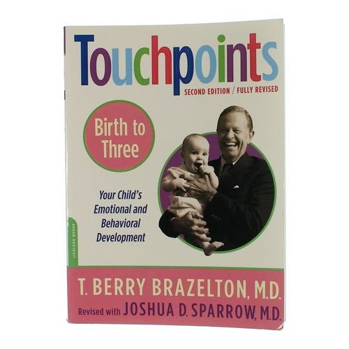 Book: TouchPoints Birth to Three at up to 95% Off - Swap.com