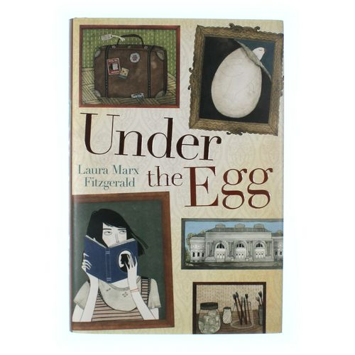 Book: Under the Egg at up to 95% Off - Swap.com