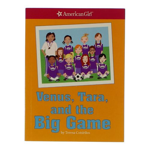Book: Venus, Tara and the Big Game at up to 95% Off - Swap.com