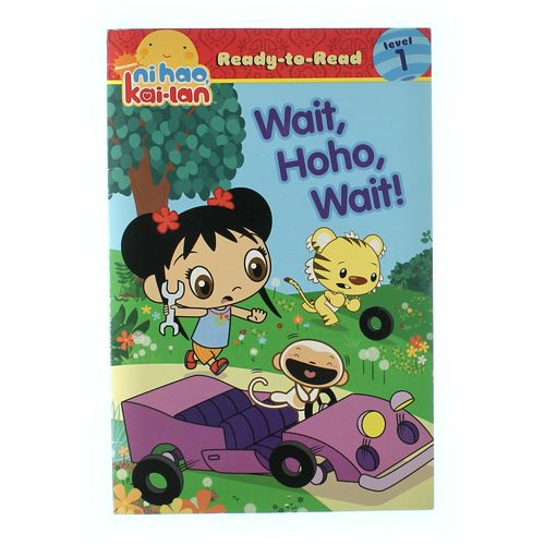 Book: Wait, Hoho, Wait! at up to 95% Off - Swap.com
