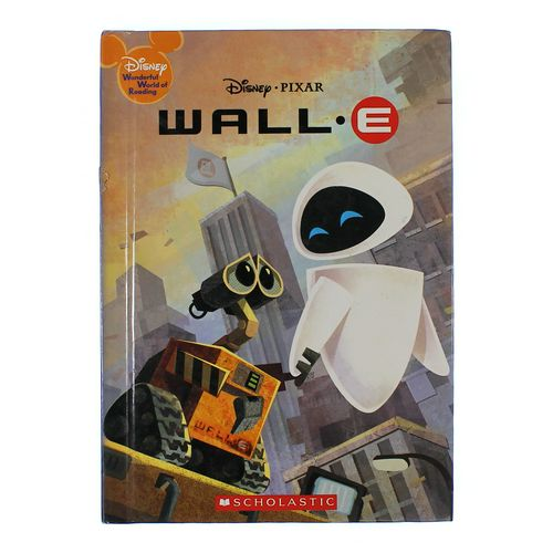 Book: Wall.E at up to 95% Off - Swap.com