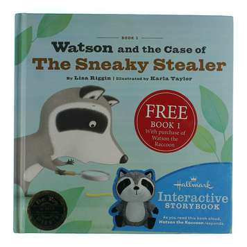 Book: Watson and the Case of The Sneaky Stealer for Sale on Swap.com