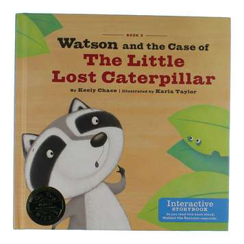 Book: Watson & the Case of the Little Lost Caterpillar for Sale on Swap.com