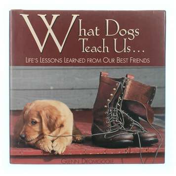 Book: What Dogs Teach Us for Sale on Swap.com