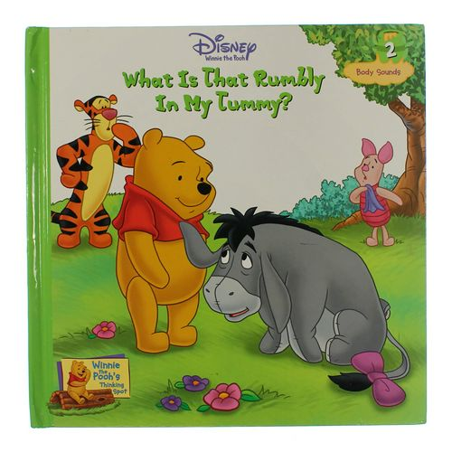 Book: What Is That Rumbly In My Tummy? at up to 95% Off - Swap.com