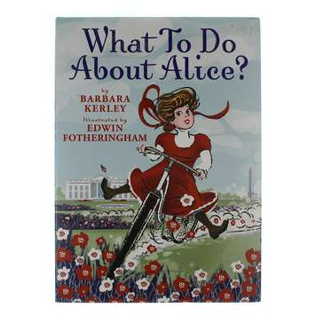 Book: What To Do About Alice? for Sale on Swap.com