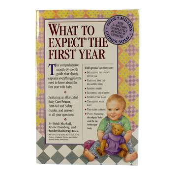 Book: What To Expect The First Year for Sale on Swap.com