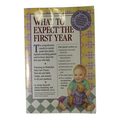Book: What To Expect The First Year at up to 95% Off - Swap.com