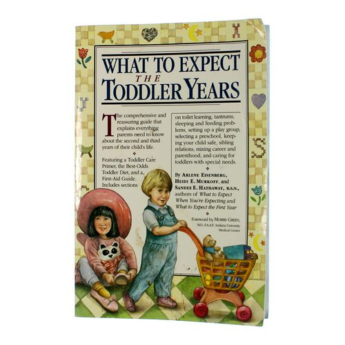 Book: What To Expect The Toddler Years at up to 95% Off - Swap.com