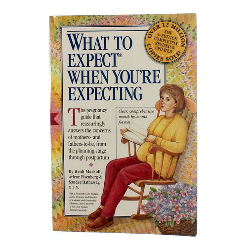 Book: What to Expect when You're Expecting at up to 95% Off - Swap.com