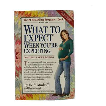 Book: What To Expect When You're Expecting for Sale on Swap.com