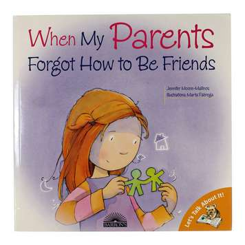 Book: When My Parents Forgot How To Be Friends for Sale on Swap.com