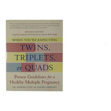 Book: When You're Expecting Twins, Triplets, or Quads for Sale on Swap.com